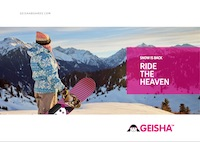 geisha boards catalogue