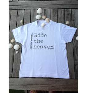 Ride the Heaven White