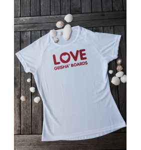 Camiseta Técnica Love